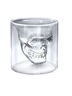 Uniqstore 6 Stk Doomed Skull Shot Glass Totenkopf Schnapsglas Schädel Wein Vodka Skull Head Klar Glas Tasse für Hause Bar Party: Amazon.de: Küche & Haushalt  #geschenk #present #gift #surprise #birthday #schaedel #totenkopf #skull #alkohol #spirit #liquer #halloween #fun #spass