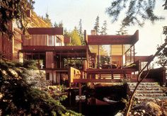 Architect Arthur Erickson | WANKEN - The Art & Design blog of Shelby White
