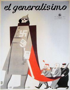 Spanish Civil War Propaganda poster