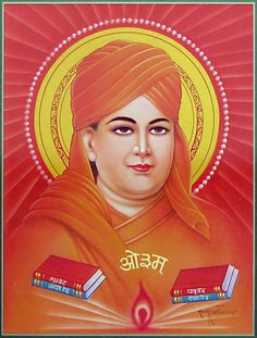 Swami Dayanand Saraswati - Hindu religious leader from Gujarat and founder of the Arya Samaj