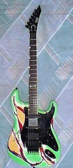 Vernon Reid ESP Guitar