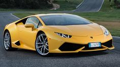 Lamborghini Huracan car crash video #supercars - See more Dream Cars at Stylendesigns.com!