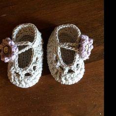 Crochet PATTERN Ruffle Romper sizes 0-6 and 6-12 months  21ef45c7b1d