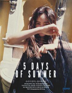 Yuri Singles June.2017 - 5 DAYS OF SUMMER (Varenna, Italy)