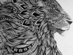 Tattoo Idea For Leo #xmas_present #Black_Friday #Cyber_Monday