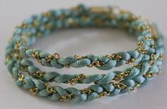 Calypso St. Barth DIY Bracelet | http://hellonatural.co/wear-calypso-st-barth-knock-off/