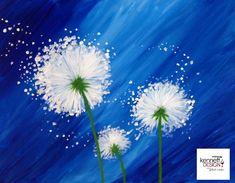 Make a Wish | KDPaintParty
