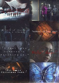 quotes x Until Dawn