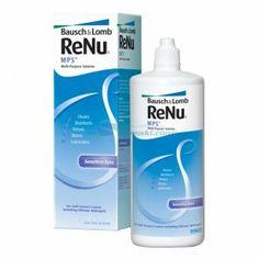 Płyn pielęgnacyjny do czyszczenia soczewek ReNu MPS 360 ml - Bausch&Lomb Cleaning Supplies, Soap, Personal Care, Bottle, Self Care, Cleaning Agent, Personal Hygiene, Flask, Bar Soap