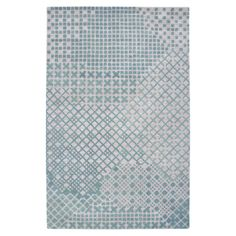 X hand-tufted rug X
