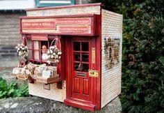 Flower shop .. Nono mini Nostalgie...........•❤° Nims °❤•