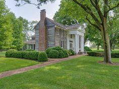 Faith Hill Tim McGraw Tennessee Farm For Sale 4009 Carters Creek Pike
