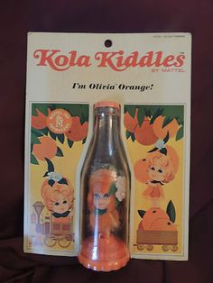 Kola Kiddles - I had some of these when I was a little girl