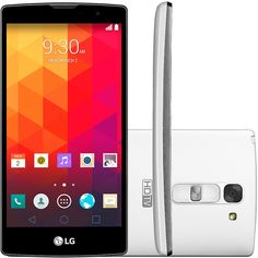 Specification: LG Prime Plus smartphone