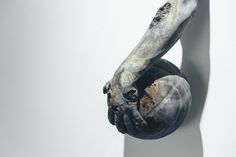 "Inside the Daniel Arsham ""Fictional  Archeology"" Exhibition at Galerie Perrotin Hong Kong"