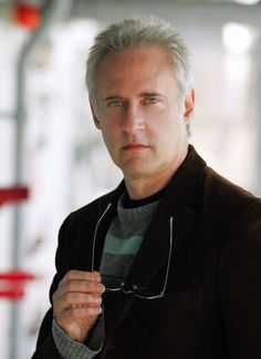 "Brent Spiner as Nigel Fenway in the CBS series, ""Threshold."""