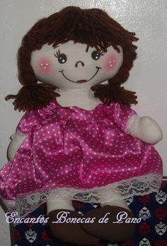 Ateliê Encantos Bonecas de Pano