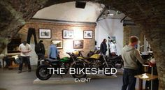 """""""The BikeShed Event""""  http://www.denimfuture.com/watch-video/the-bikeshed-event"""
