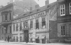 Das Grand Etablissement Stalehner in Hernals Austro Hungarian, Vienna, Hungary, Old World, Austria, Medieval, Street View, History, City