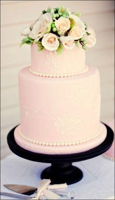 Flowers & Cake