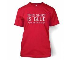 This Shirt is Blue @AwsomeGeekStuff