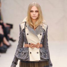 Burberry coat #amazing