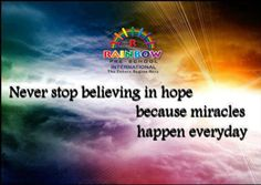 Miracles Happen Everyday, Pre School, Good Morning, Believe, Rainbow, Shit Happens, Thoughts, Movie Posters, Buen Dia