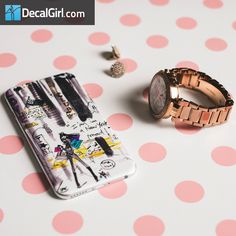 Add fashion to your devices today with my artwork! See my entire collection at https://www.decalgirl.com/izak Shop today and receive 25% off with code: FALL25 at checkout!