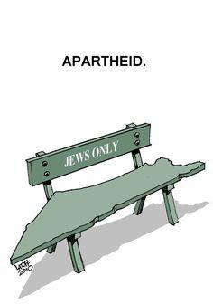 Apartheid by Latuff