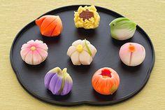 *Japanese confectionery *Wagashi