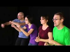 Rock Your Body-BodyGroove Kids 2, Richard Filz, Uli Moritz, ISBN 978-3-86227-102-3 - YouTube Body Percussion, Hip Hop Dance Moves, Post Rock, Teaching Music, Team Building, Youtube, Concert, Exercises, Music Therapy
