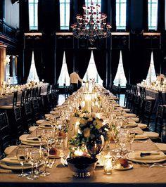 Classic Elegance at the Harvard Club, Matthew Robbins Design