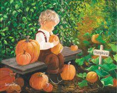 Pumpkin - Open Edition Art - Gallery