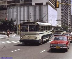 Ônibus antigos de São Paulo, Baixada e interior - SkyscraperCity