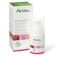 Organic moisturizing serum Bio-Excellence - Melvita