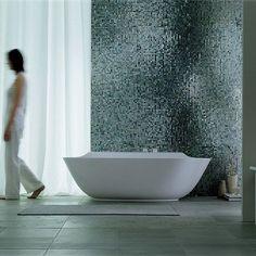 Casa Dolce Casa Vetro lux #mozaiektegels #badkamertegels #mozaiek #interieurstyling #tiledesign #interior #tiles