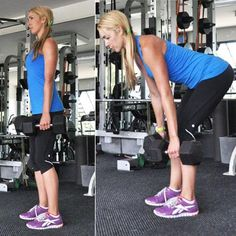 Deadlifts: Does wonders for your glutes without engaging the quads.