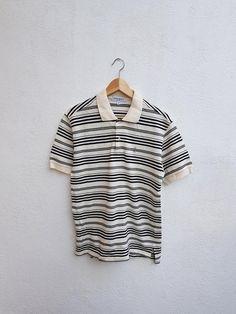 a885dc9b853 Ysl, Men's Clothing, Polo Shirt, Yves Saint Laurent, My Etsy Shop,  Popsicles, Polo, Men Clothes, Men's Outerwear