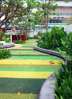 Super Garden Explores the Senses to Accelerate the Learning of Kindergarten Children