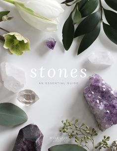 STONES: An essential guide is a crystal e-book by Rogue Wood Supply Crystal Shapes, Crystal Grid, Crystal Cluster, Faceted Crystal, Crystal Jewelry, Crystals And Gemstones, Stones And Crystals, Gem Stones, Healing Stones