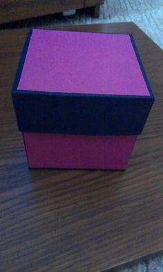 Rozkládací krabička