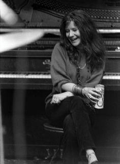 Rememorando el camino de la fama con Janis Joplin.