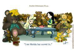 Pocket Princesses by Amy Mebberson #21