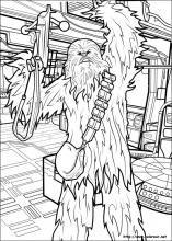 Dibujos de Star Wars: El despertar de la fuerza para colorear en Colorear.net