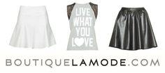 Wyjątkowa, zaprojektowana specjalnie dla BoutiqueLaMode.com kolekcja limitowana Lidia Kalita. #nacomaszochote  Na co macie dziś ochotę, spódnica, t-shirt, a może.... ? Całą kolekcje możecie zobaczyć i kupić na naszej stronie.
