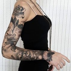 75 Fantastic Tattoo Sleeve Ideas and Designs to try in 2016