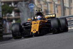 2017 GP Monaco (Jolyon Palmer) Renault R.S.17