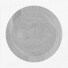 ●●●●●●●●●● ●●● Drawing by Cyril Galmiche #circle #drawing #line #curve #round #geometric #screenprinting #dessin #minimalism #worksonpaper #Handmade #Bw #Blackandwhite #circular