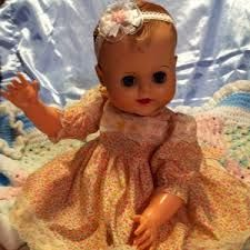 1950's vintage dolls ...........so glad you found this Sheri..........she DOES look like our Gerber dolls!