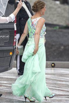 SE BILLEDERNE: Prinsesse Märtha Louise smukkere end nogensinde | BILLED-BLADET